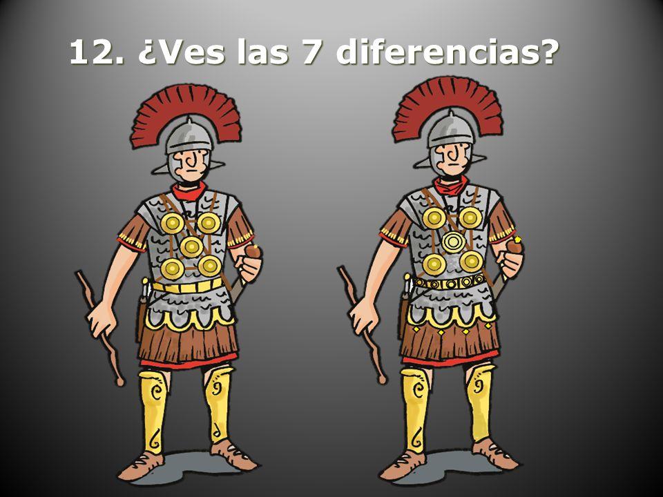 12. ¿Ves las 7 diferencias