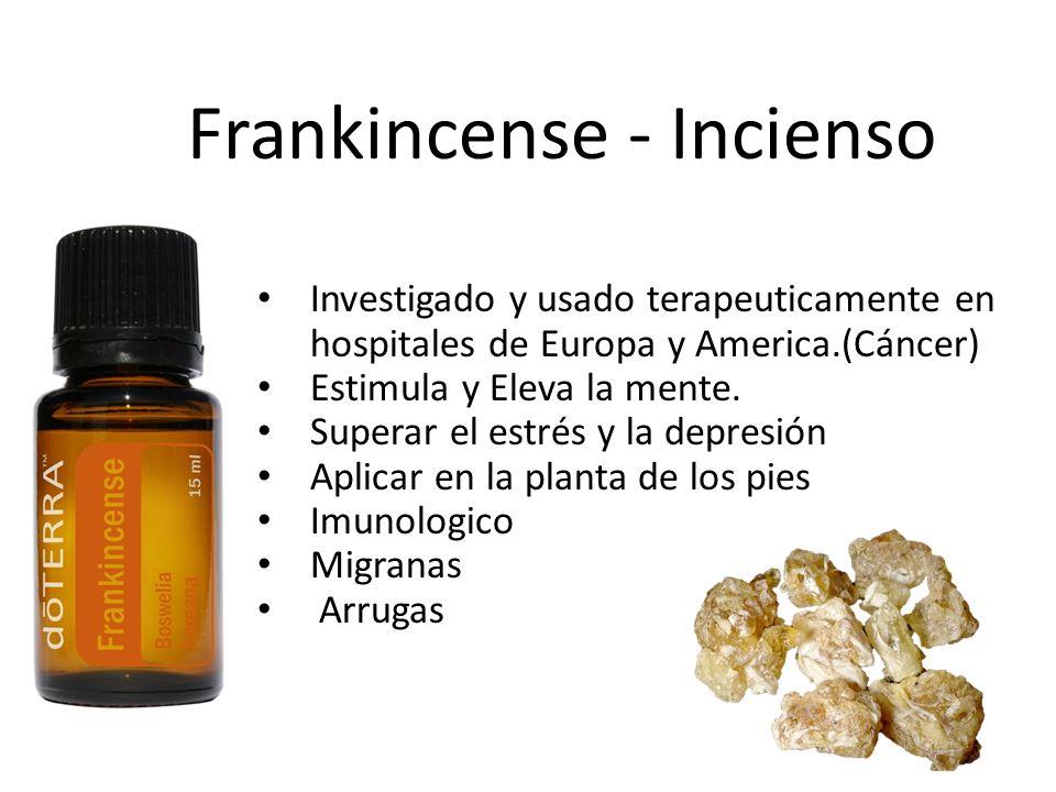 Frankincense - Incienso