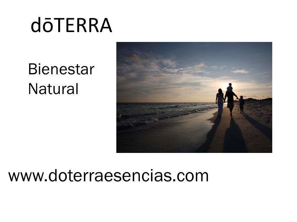 dōTERRA Bienestar Natural www.doterraesencias.com