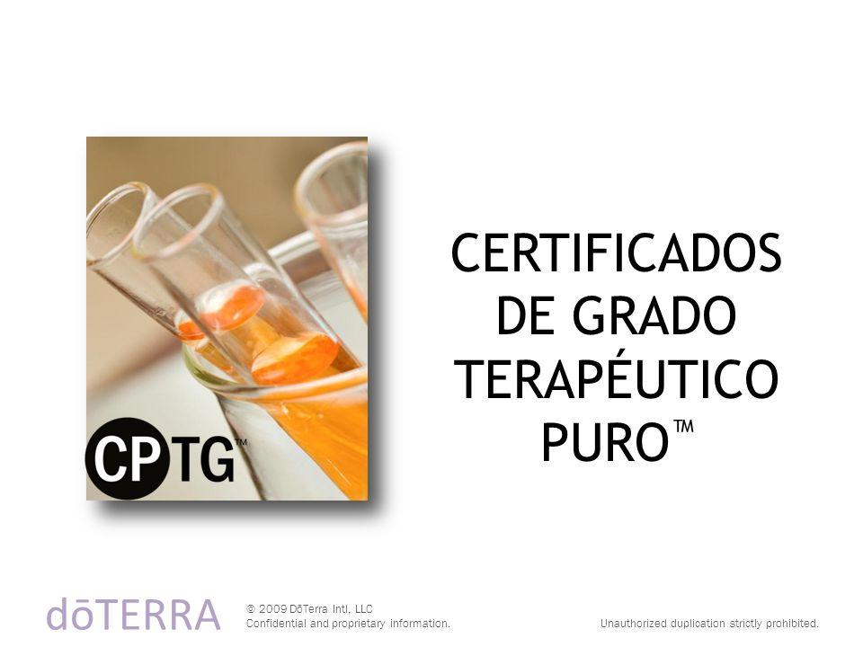 DE GRADO TERAPÉUTICO PURO™