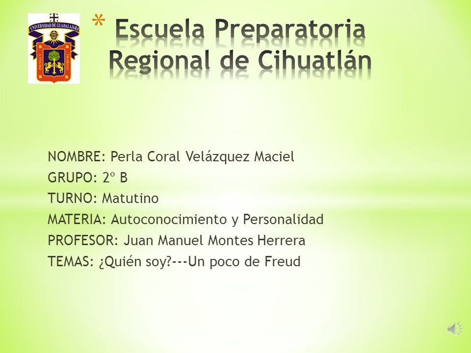 Escuela Preparatoria Regional de Cihuatlán
