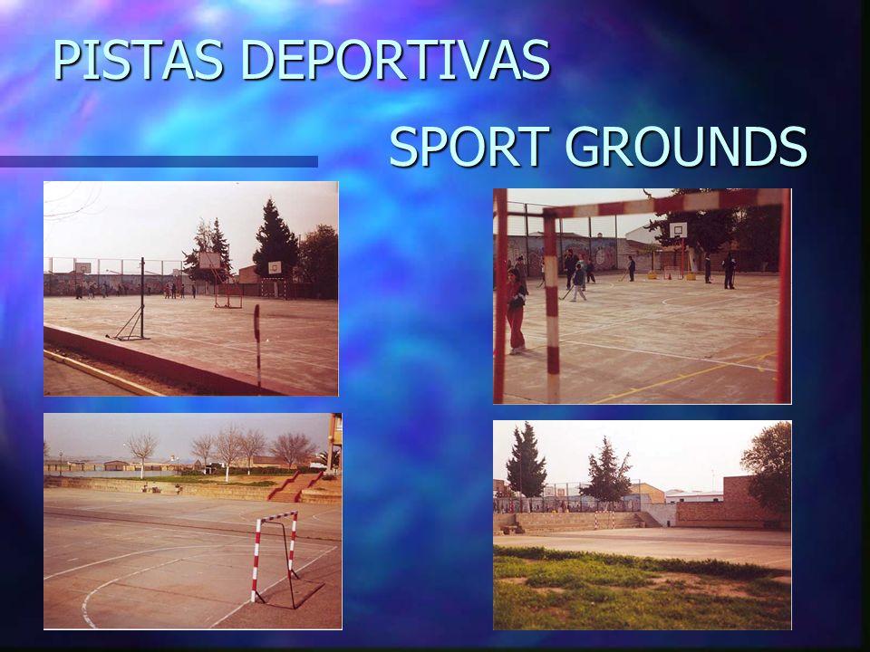 PISTAS DEPORTIVAS SPORT GROUNDS