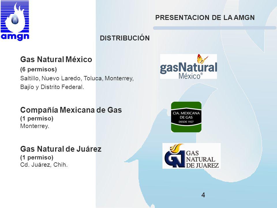 Compañía Mexicana de Gas