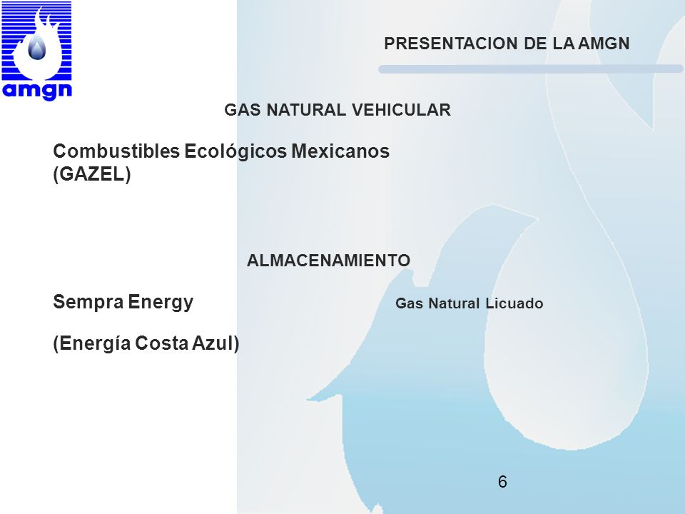 Combustibles Ecológicos Mexicanos (GAZEL)