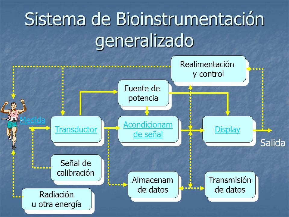 Sistema de Bioinstrumentación generalizado
