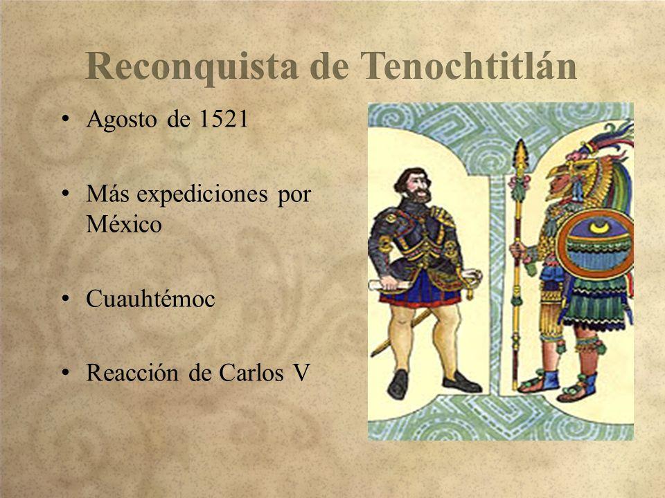 Reconquista de Tenochtitlán