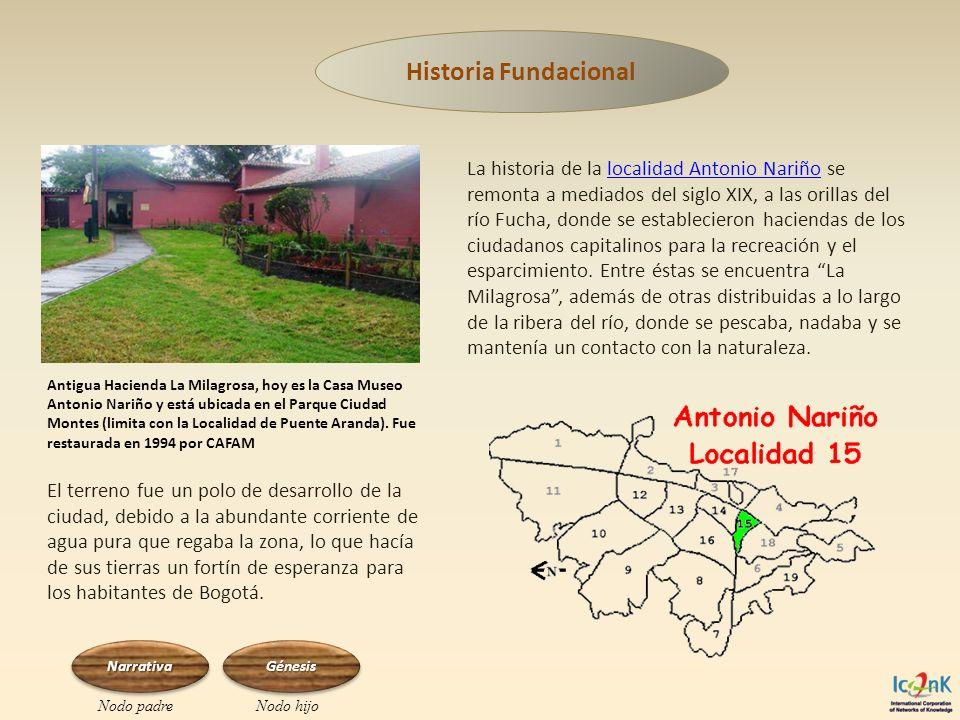 Historia Fundacional