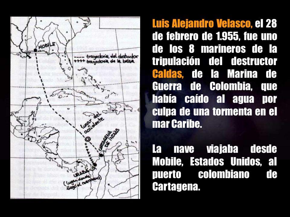 Luis Alejandro Velasco, el 28 de febrero de 1