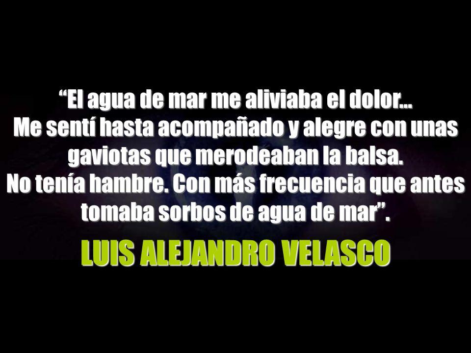 LUIS ALEJANDRO VELASCO