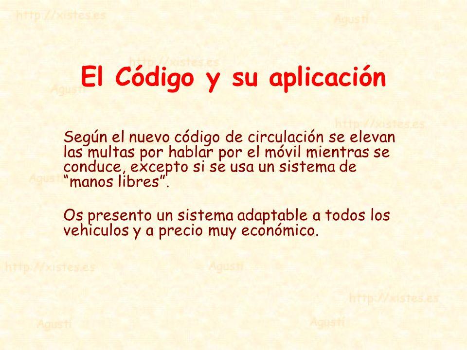 El Código y su aplicación