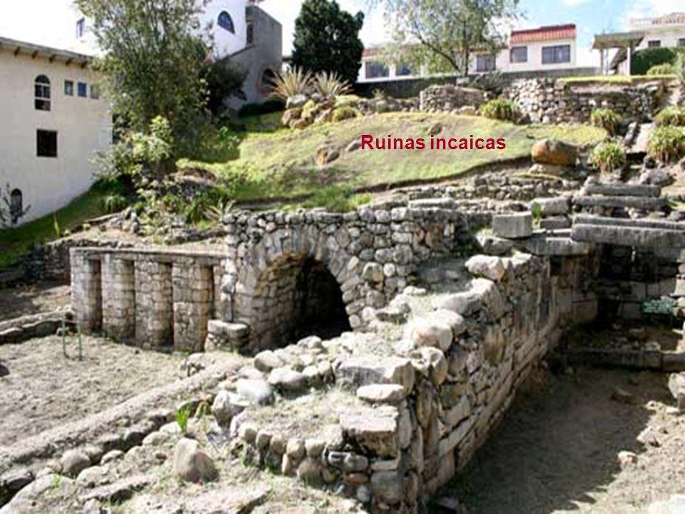 Ruinas incaicas