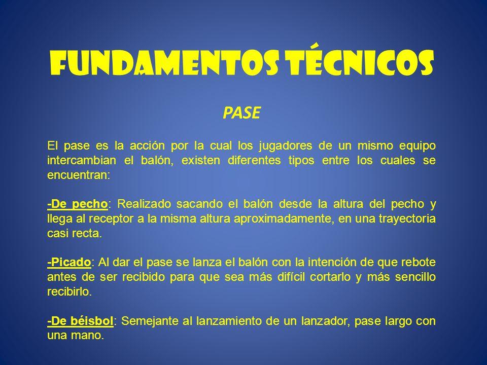 Fundamentos técnicos PASE