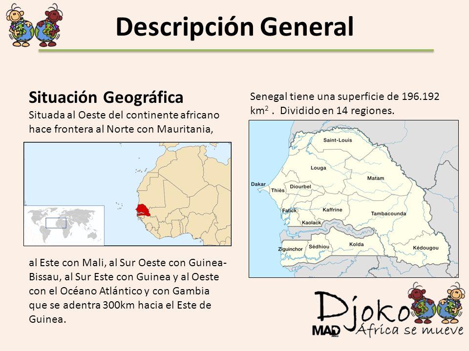 Descripción General Situación Geográfica