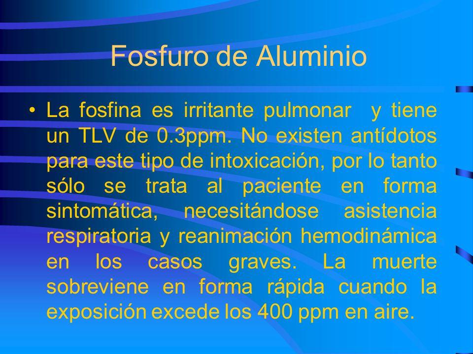 Fosfuro de Aluminio
