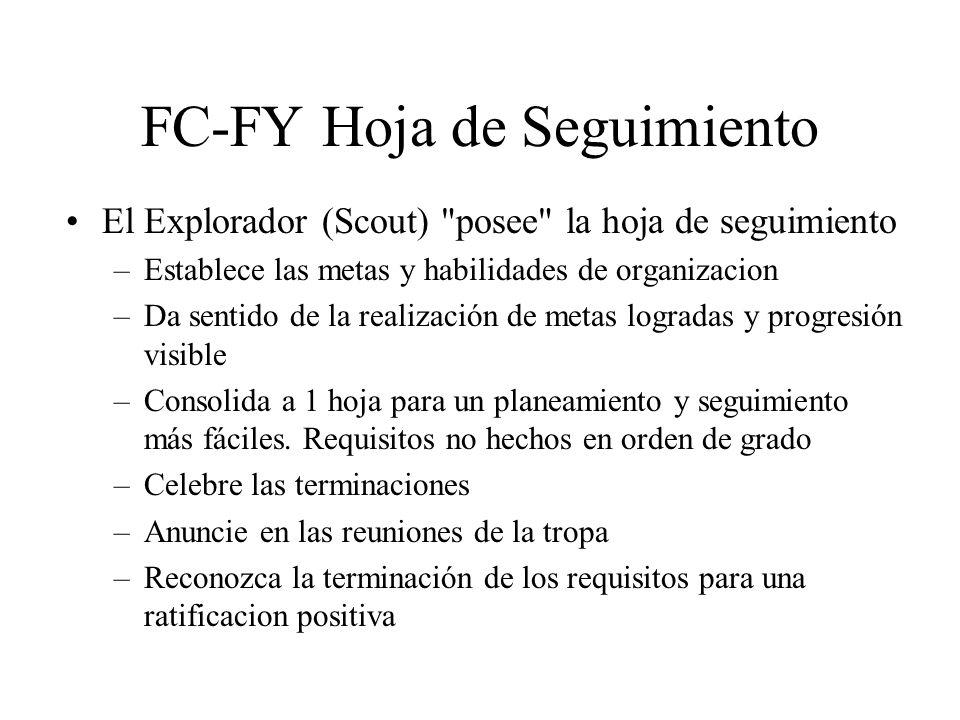 FC-FY Hoja de Seguimiento