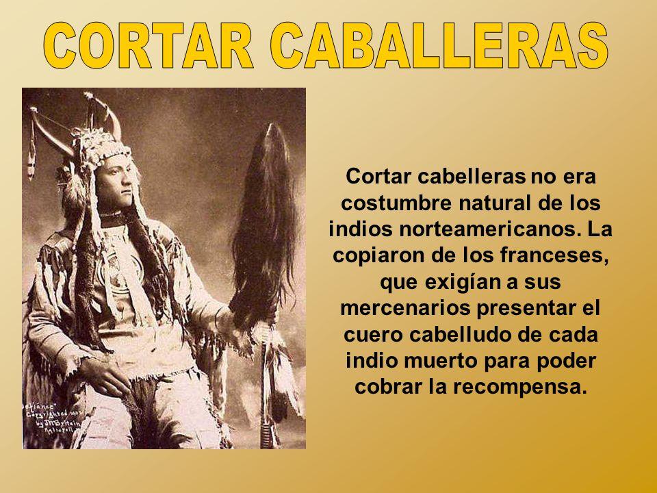 CORTAR CABALLERAS