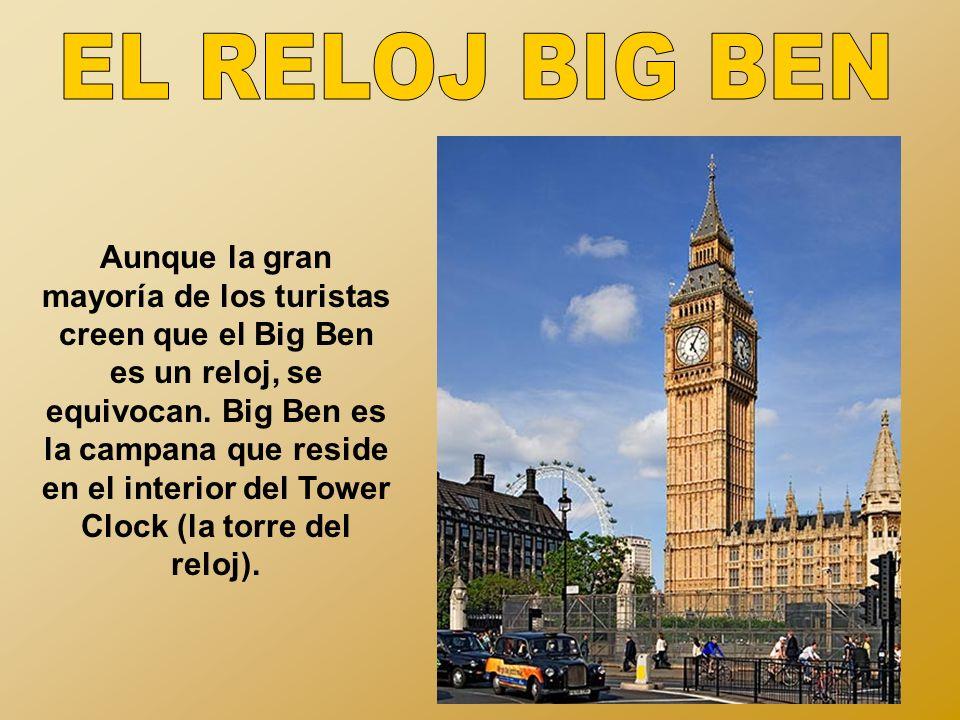 EL RELOJ BIG BEN