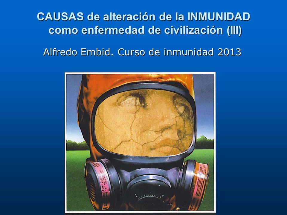 Alfredo Embid. Curso de inmunidad 2013
