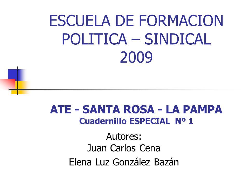 Autores: Juan Carlos Cena Elena Luz González Bazán