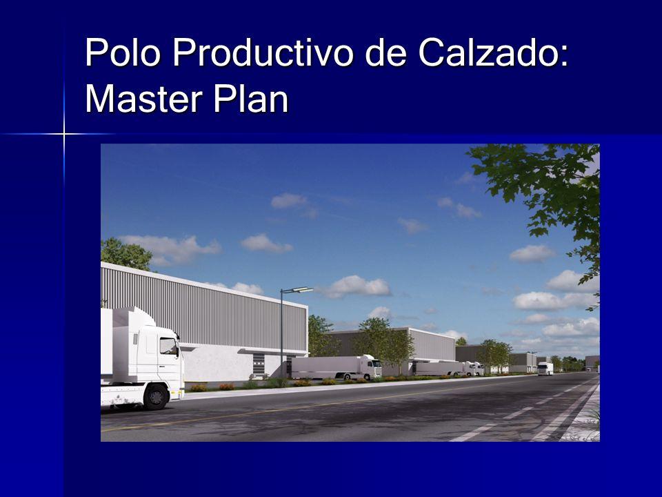 Polo Productivo de Calzado: Master Plan