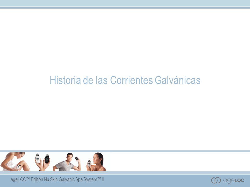 Historia de las Corrientes Galvánicas