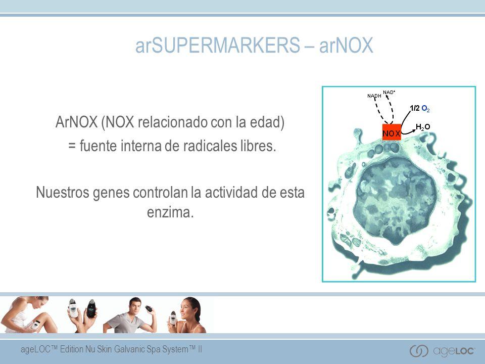 arSUPERMARKERS – arNOX