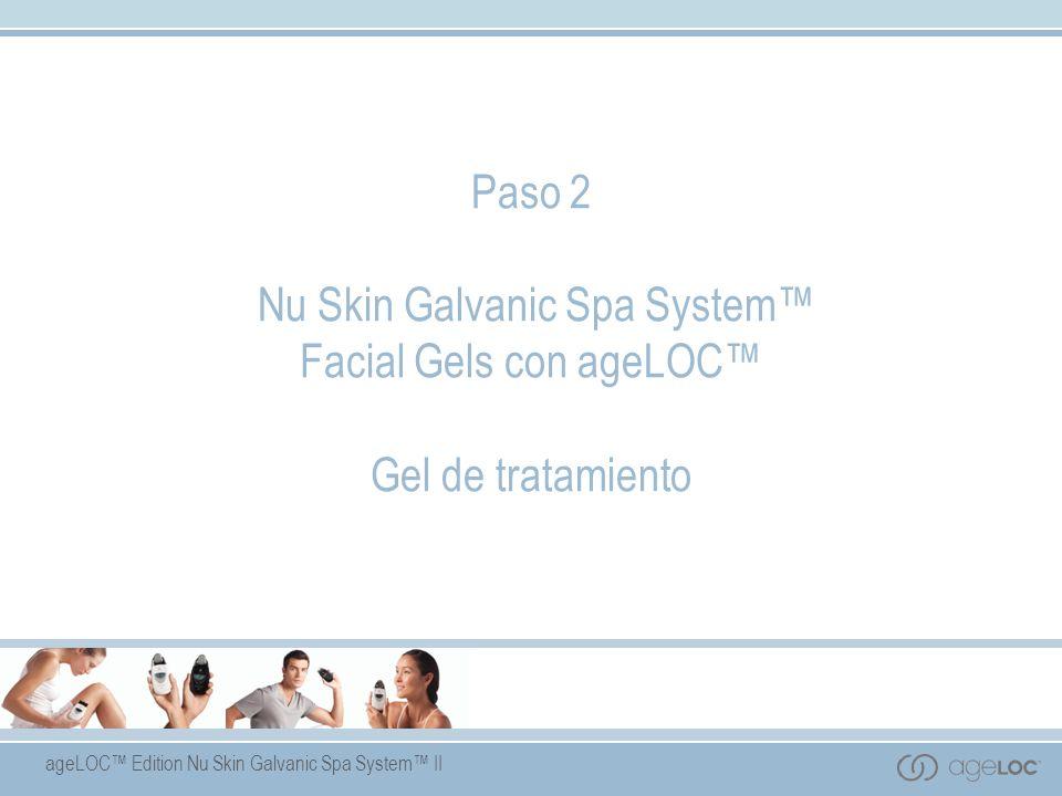 Paso 2 Nu Skin Galvanic Spa System™
