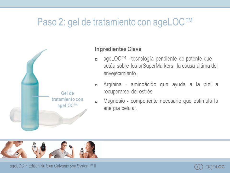 Gel de tratamiento con ageLOC™