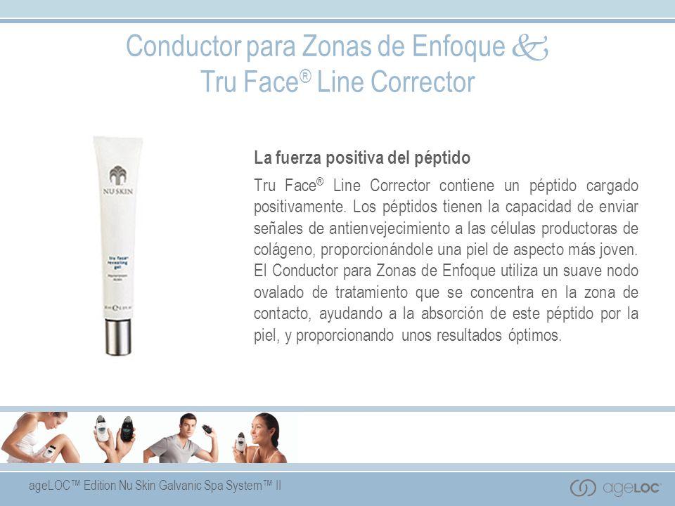 Conductor para Zonas de Enfoque  Tru Face® Line Corrector