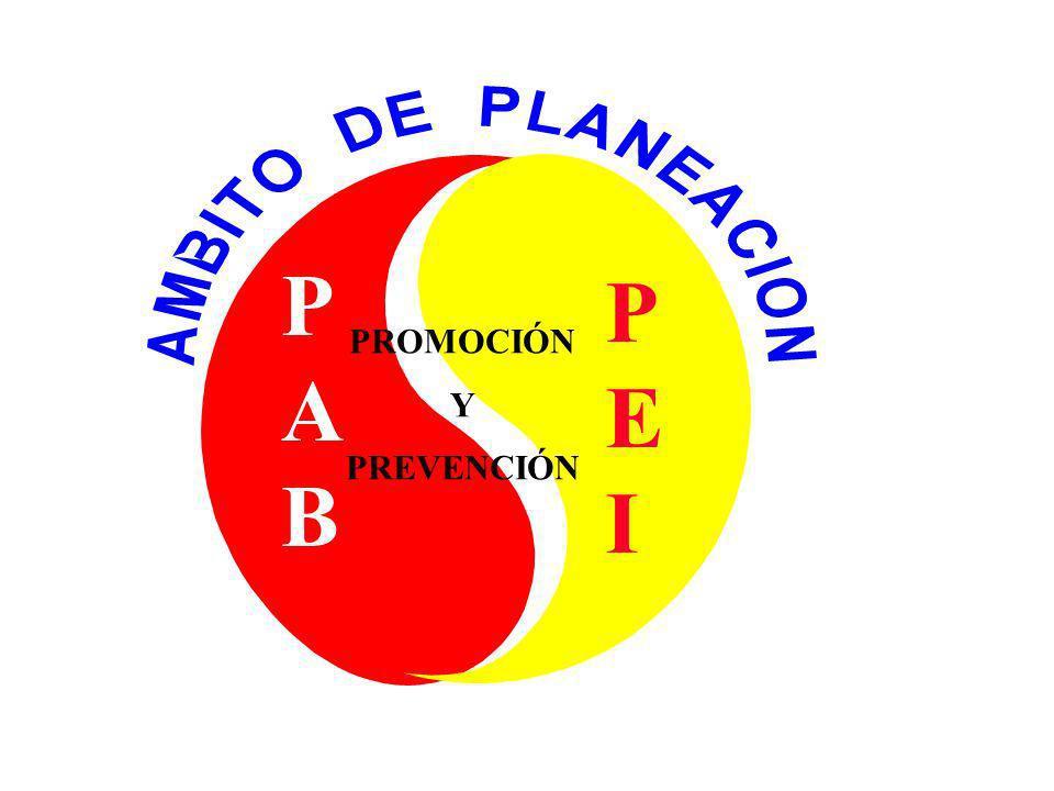 PAB PEI PROMOCIÓN Y PREVENCIÓN