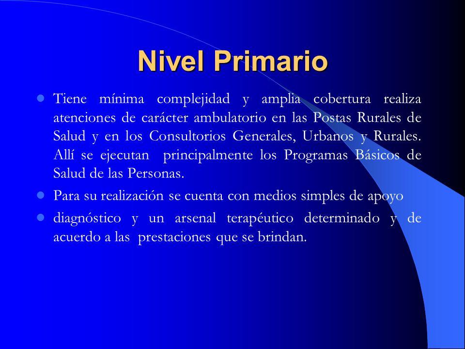 Nivel Primario