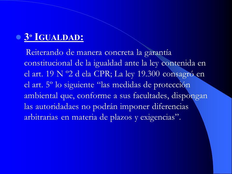 3º Igualdad: