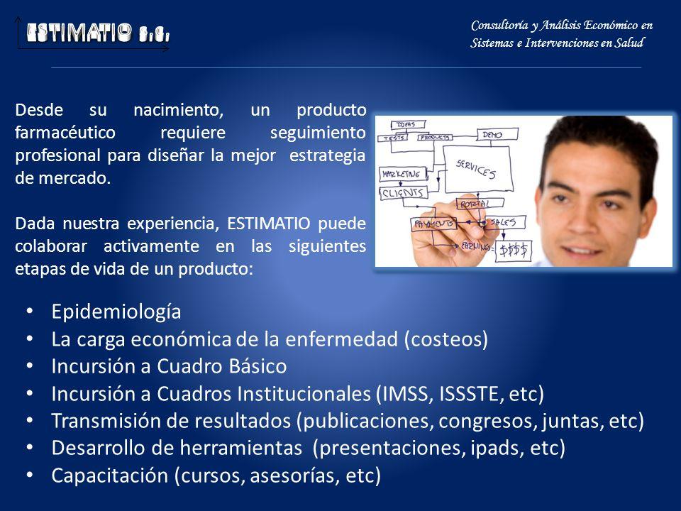 ESTIMATIO s.c. Epidemiología