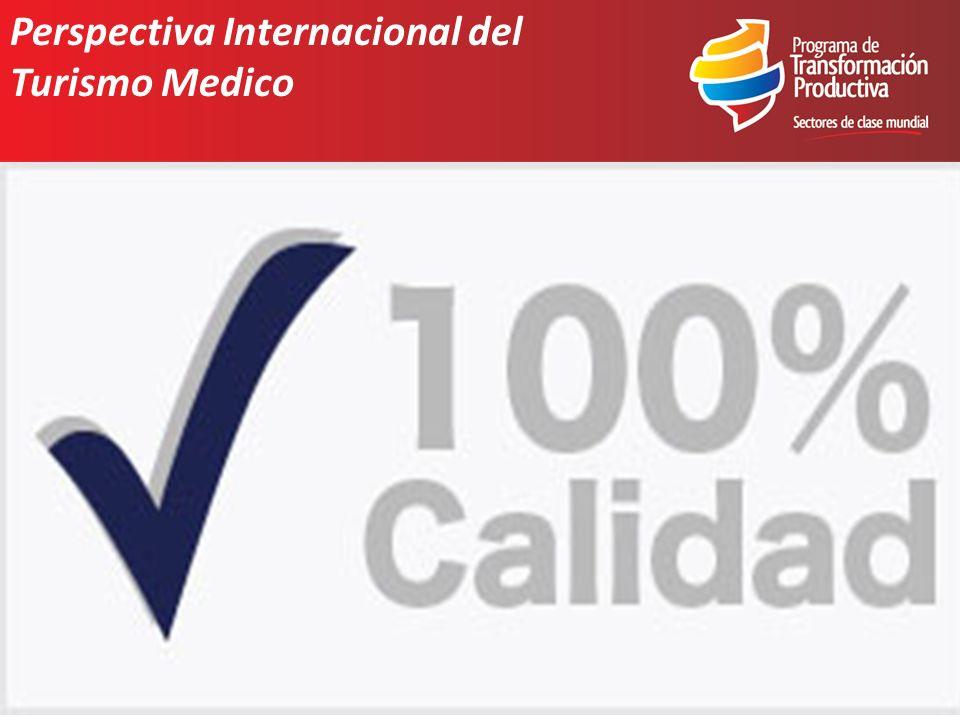 Perspectiva Internacional del Turismo Medico