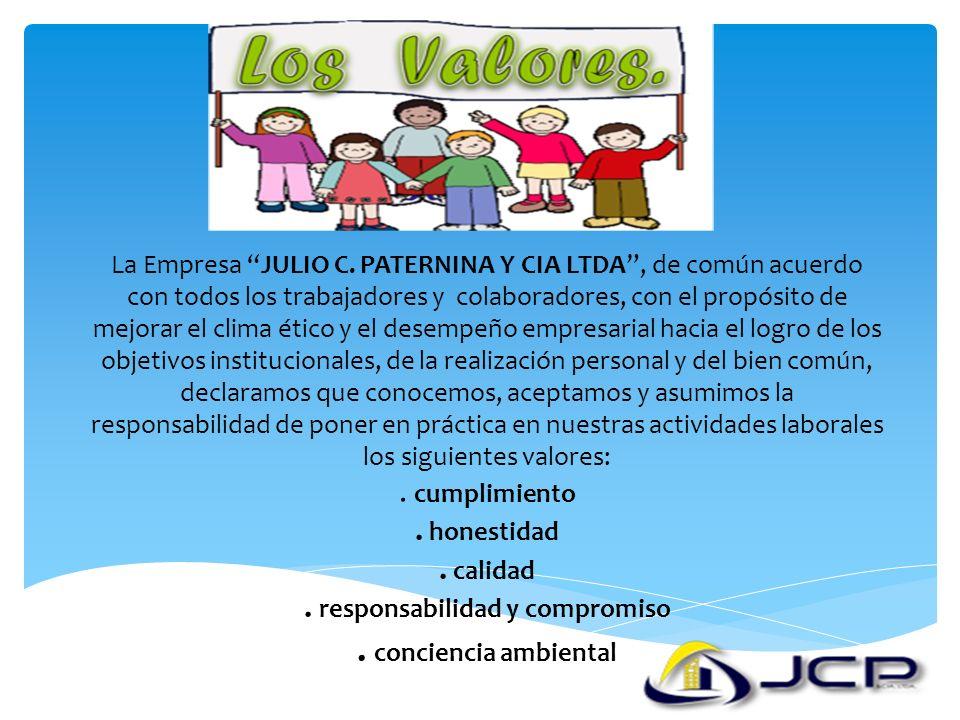 La Empresa JULIO C.