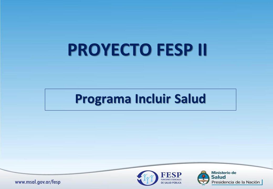 Programa Incluir Salud
