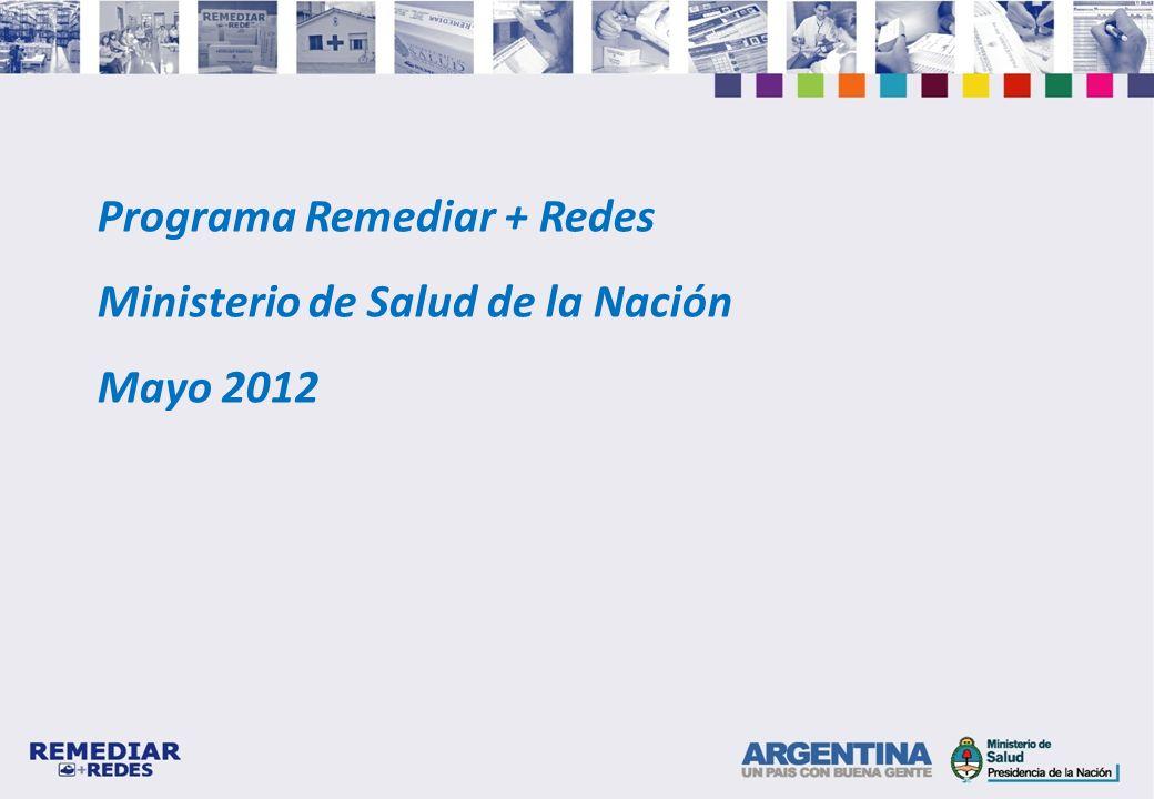 Programa Remediar + Redes