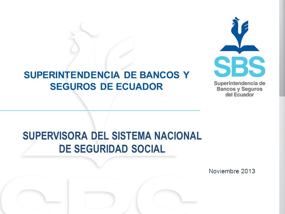 SUPERVISORA DEL SISTEMA NACIONAL DE SEGURIDAD SOCIAL