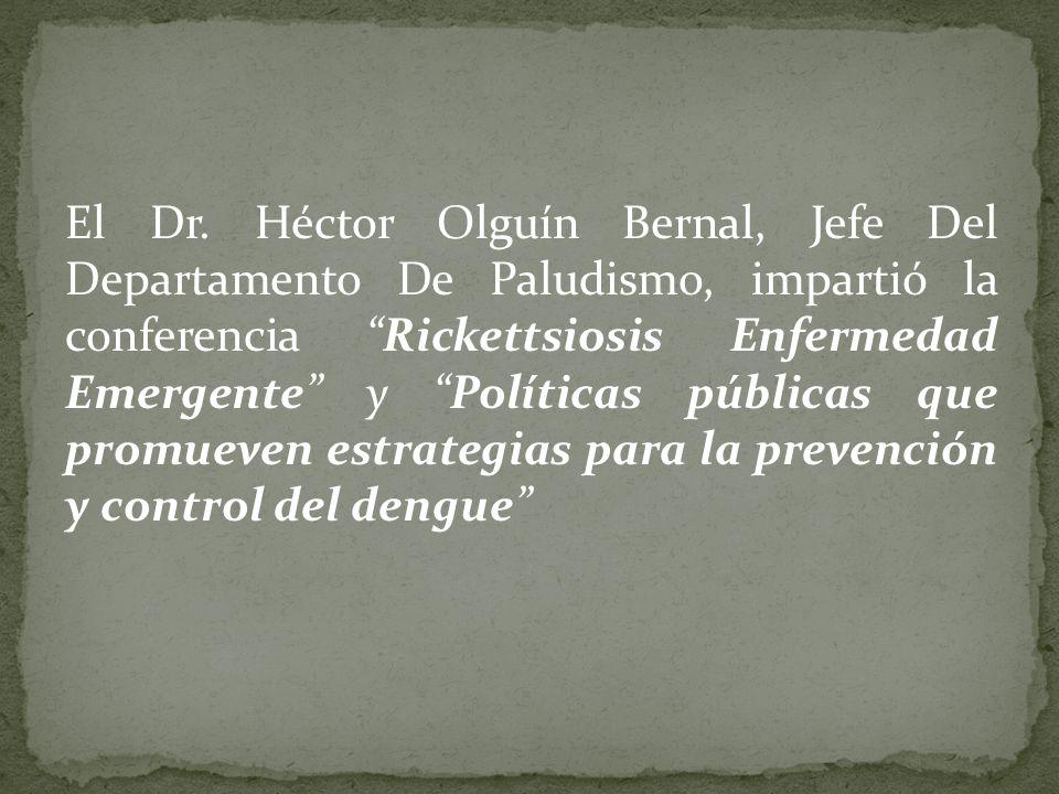 El Dr.