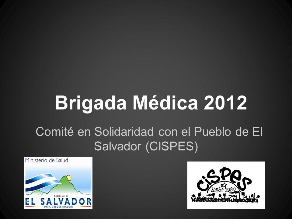Comité en Solidaridad con el Pueblo de El Salvador (CISPES)