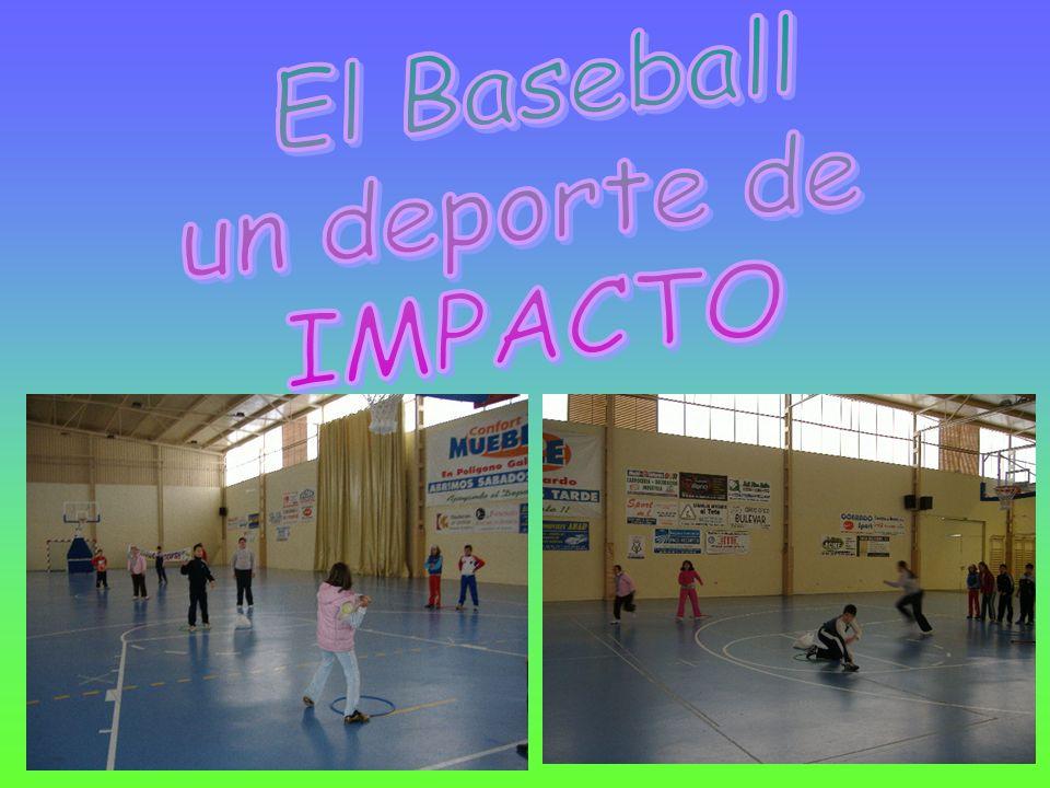 El Baseball un deporte de IMPACTO