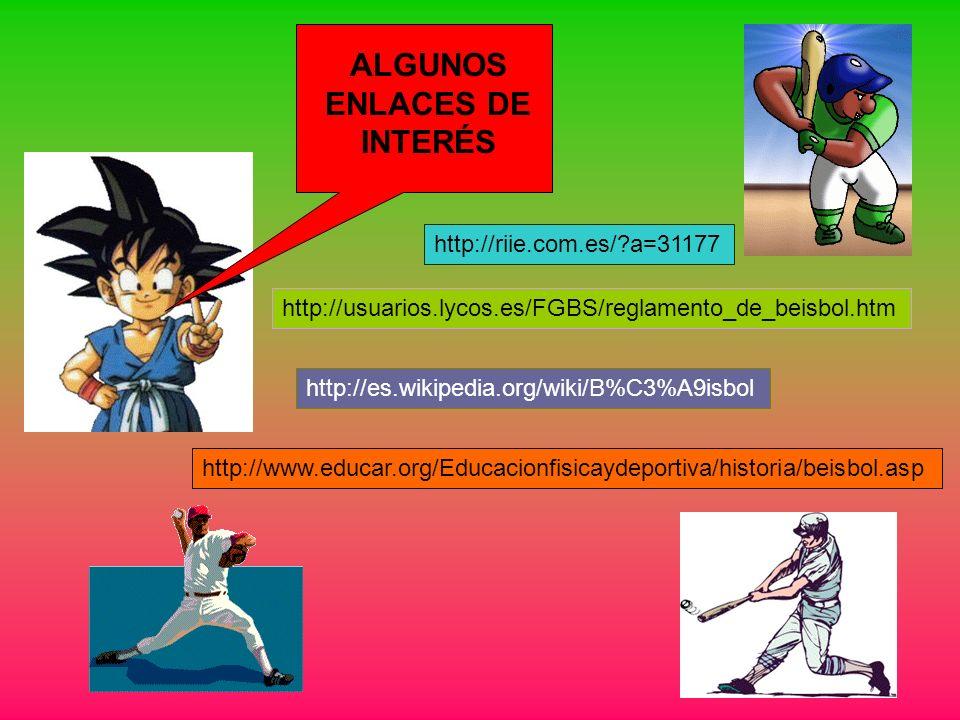 ALGUNOS ENLACES DE INTERÉS