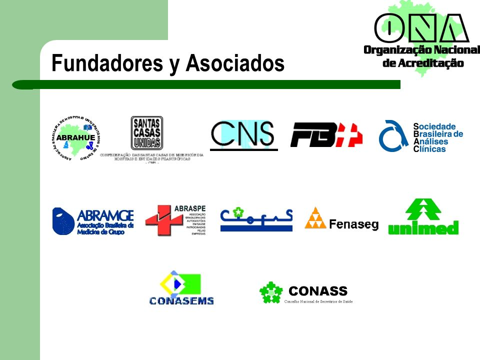 Fundadores y Asociados