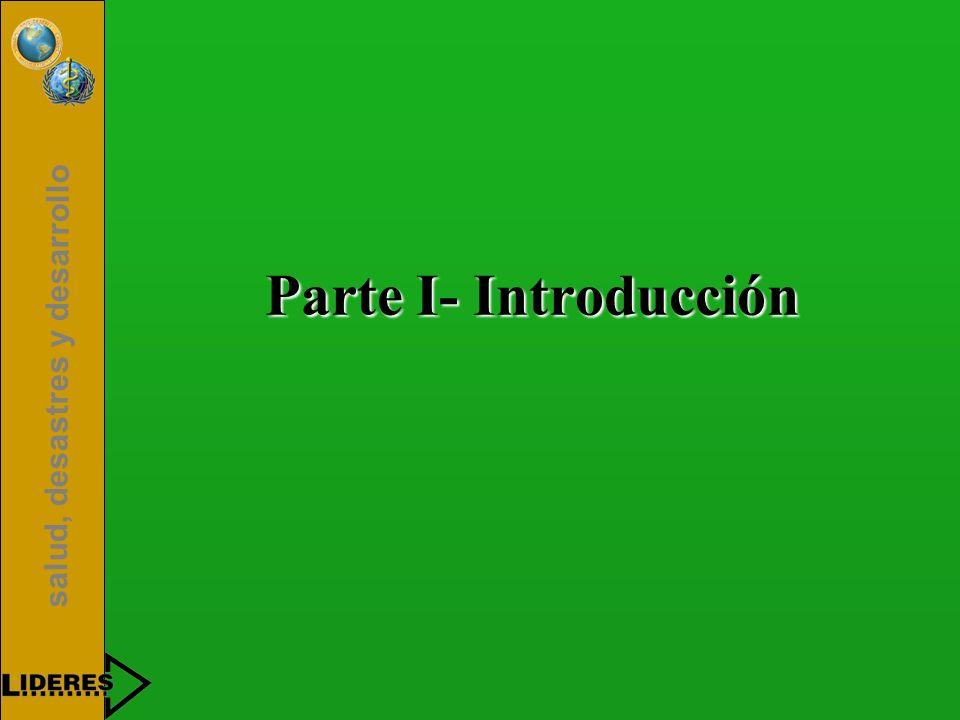Parte I- Introducción