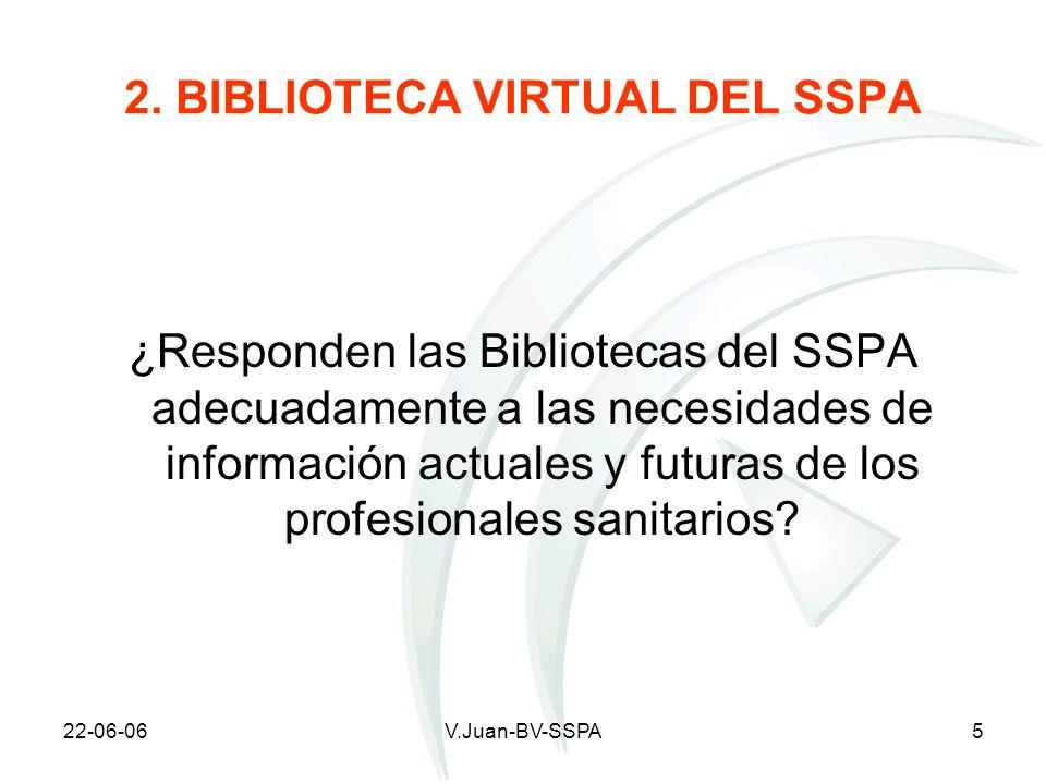 2. BIBLIOTECA VIRTUAL DEL SSPA