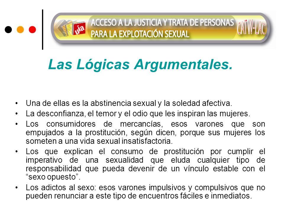 Las Lógicas Argumentales.