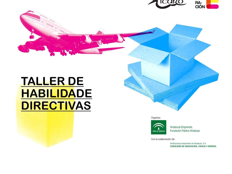 TALLER DE HABILIDADE DIRECTIVAS