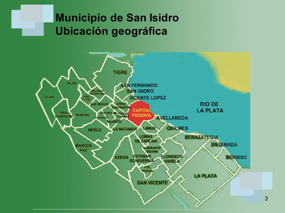 Municipio de San Isidro Ubicación geográfica