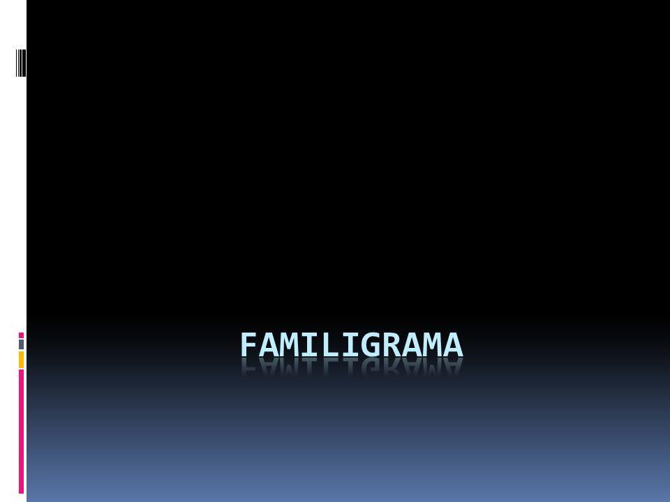 FAMILIGRAMA