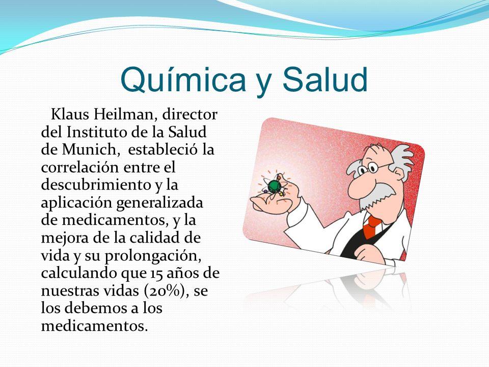 Química y Salud